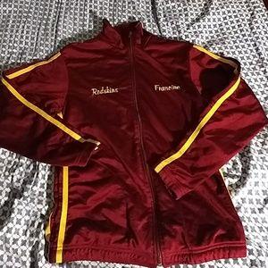 Redskins sports jacket